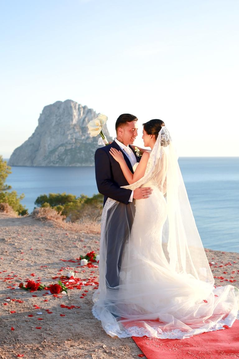 Ibiza Wedding Photography - Anne Walker