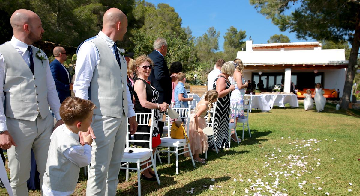 Ibiza Villa Wedding