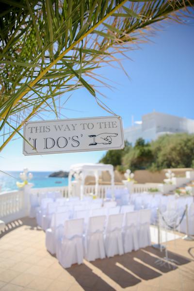 blogging for ibiza wedding guide