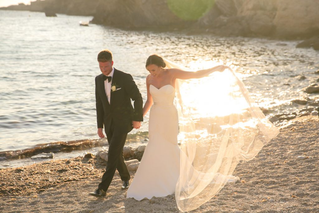 how long do you need a wedding photographer for