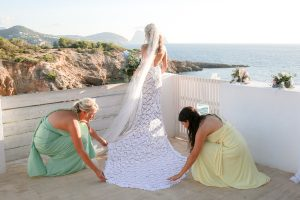 how much time do you need your wedding photographer for